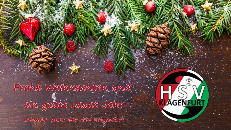 Frohe Weihnachten Hsv.Frohe Weihnachten Und Ein Gutes Neues Jahr Hsv Klagenfurt