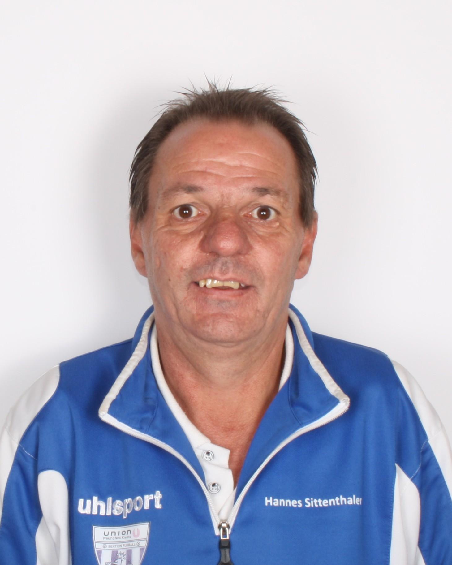 Hannes Sittenthaler