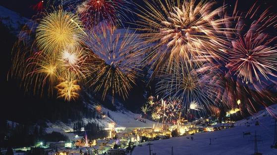 Frohe Weihnachten und einen guten Rutsch ins Neue Jahr wünscht der 1 ...
